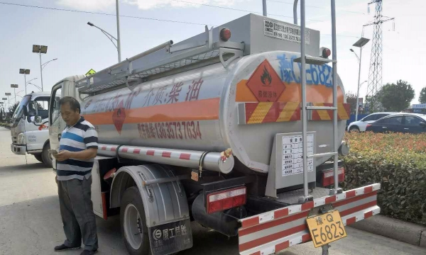 转让 油罐车东风转二手油罐车加油车价格便宜