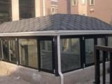 石家庄德高瓦阳光房造价德高瓦顶子和玻璃顶子的区别