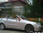 哈尔滨较专业婚庆车队新款豪华奔驰4座敞篷跑车
