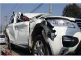 回收安徽合肥事故车 水淹车