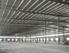 标准单层钢结构厂房。