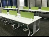 广州浩仔二手办公家具清仓出售:老板桌椅,员工卡位,会议桌椅