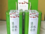 广东绿茶 梅州特产清凉山绿茶 头春茶 高山云雾有机茶叶 礼盒装