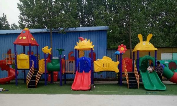厂家直销幼儿园专用室外儿童滑滑梯组合