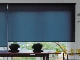 广州窗帘安装,广州办公室卷帘窗帘百叶窗帘上门设计安装