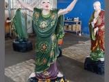 观音罗汉厂家 降龙罗汉佛像雕塑价格 十八罗汉佛像图片