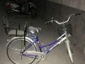 刚买一个月的自行车半价转让