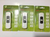 福客旺正品USB电子点烟器,创意,个性,防风,电子打火机