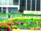 亚美玩具专业生产充气城堡水池,滑梯等充气游乐设备款型丰富