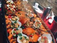 蒸汽海鲜大咖自助餐厅加盟海鲜大排档加盟 海鲜火锅烧烤排行榜