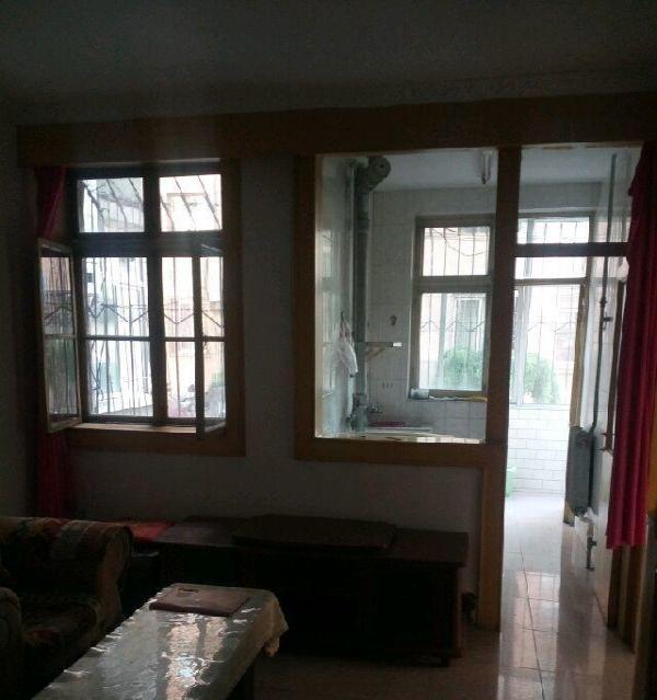 南园电业局家 2室1厅 70平米 简单装修 年付
