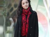 2013新款女款玫瑰花围巾 羊绒玫瑰花围巾 批发羊绒玫瑰花围巾