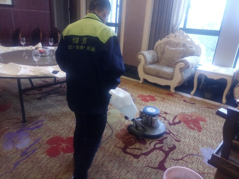 宁波绿洁专业清洗地毯 沙发 玻璃 大理石 地板 外墙清洗