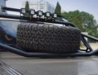 福特猛禽F150龙门架 新款猛禽龙门架 备胎架