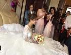 新娘跟妆,出租婚纱礼服,专业彩妆美甲培训