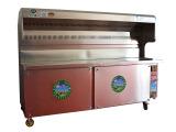 无烟烧烤炉品牌 上等净化烧烤车鑫世界环保科技供应