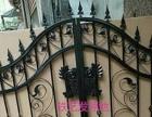 专业承接栏杆、铁皮房,防盗窗铁艺 防盗门等定做加工