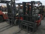 温州二手叉车转让信息 二手杭州3吨叉车出售