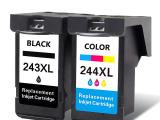 彩色打印机墨盒钱