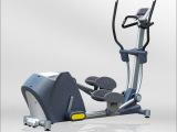 高档自发电椭圆健身单车BCE103广州博菲特健身器材厂家直销