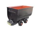 烟台中煤分公司固定式矿车