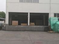 松江工业园带卸货平台装有喷淋的车间套间宿舍食堂