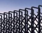 派派门业 厂家直销电动伸缩门、道闸 不锈钢电动门
