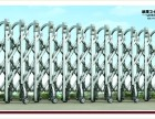 門頭溝廠家直銷電動門專業生產電動伸縮門