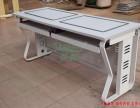 广东深圳科桌钢制翻转电脑桌 多功能手动边框翻转桌