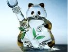 河间华企出售熊猫酒瓶熊猫家居摆件酒瓶收藏