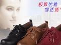 2016春季新款真皮单鞋粗跟系带圆头舒适女鞋中跟休闲鞋