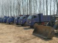 徐州二手车市场大量时代金刚608自卸车