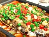 烤鱼技术培训 里学