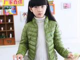 童装棉服外套加厚 韩版棉袄 爆款冬季儿童羽绒棉服中大童棉衣批发