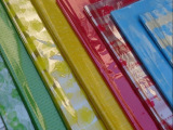 直销多款多色玻璃纸 精美透明花束包装玻璃纸 OPP包装纸