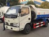 深圳东风挂桶垃圾车直销价格