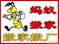 深圳蚂蚁居民搬家 店铺搬迁 公司搬迁 空调移机 来电九折