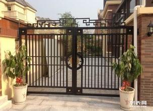 天津铁艺大门 和平区铁艺围栏 和平铁艺护栏 铁艺楼梯 铁艺门