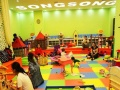 儿童乐园生产厂家淘气堡加盟室内亲子游乐园场电玩设备