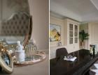 茶园天古装饰别墅装修案例 鲁能领秀城联排户型装修实景图