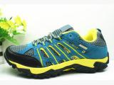 狄猛童鞋正品2014夏款新款单网眼男童加大童户外运动鞋镂空凉鞋