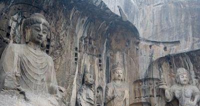 少林寺+龙门石窟一日游_郑州旅游捷克维也纳自助游攻略图片