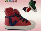 2014秋季新款厂家直销 童鞋批发 儿童帆布鞋一件代发
