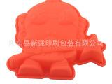 蟹将军蛋糕模 硅胶日用蛋糕模 卡通烤模 硅胶 巧克力模