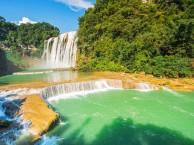 贵州旅游到康辉旅行社 贵州热门景点任您走黄果树 小七孔 苗寨
