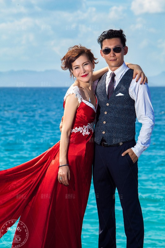 海外蜜月旅行婚纱摄影