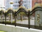 嘉定区小区铁艺栏杆 铁艺围栏 栏杆翻新 围栏油漆翻新