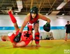 巨涛武术散打搏击俱乐部 自由搏击格斗 外教英文授课