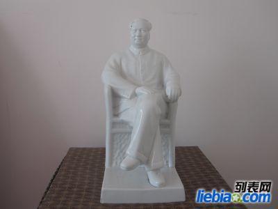 四川长年上门收购文革毛主席瓷像