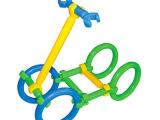 聪明棒积木 塑料 拼插 百变积木 早教儿童益智拼插拼装玩具